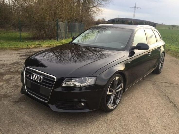 audi a4 avant 2 0 tdi s line gebrauchtwagen germany. Black Bedroom Furniture Sets. Home Design Ideas