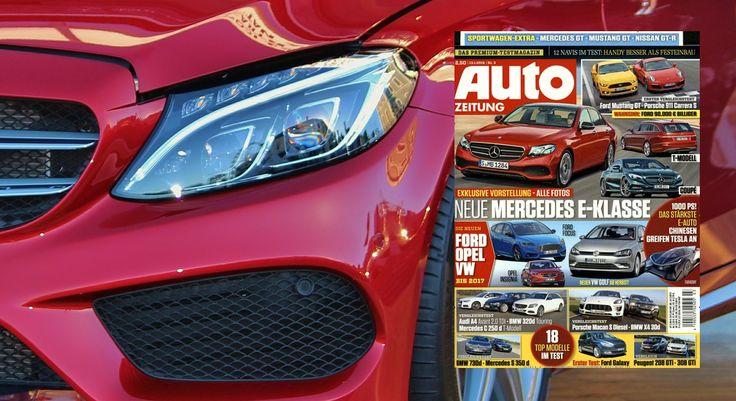 """Die Zeitschrift für Autobegeisterte! """"Auto Zeitung"""" jetzt 13 Monate für effektiv nur 2,80€ lesen!  Zum Angebot: ➡ http://mdz.me/autozeitung ⬅  #autozeitung #autozeitschrift #automagazin #zeitschrift #magazin #mercedes #deal #gebrauchtwagen #neuwagen #car  #audi #eklasse #abosgratis"""