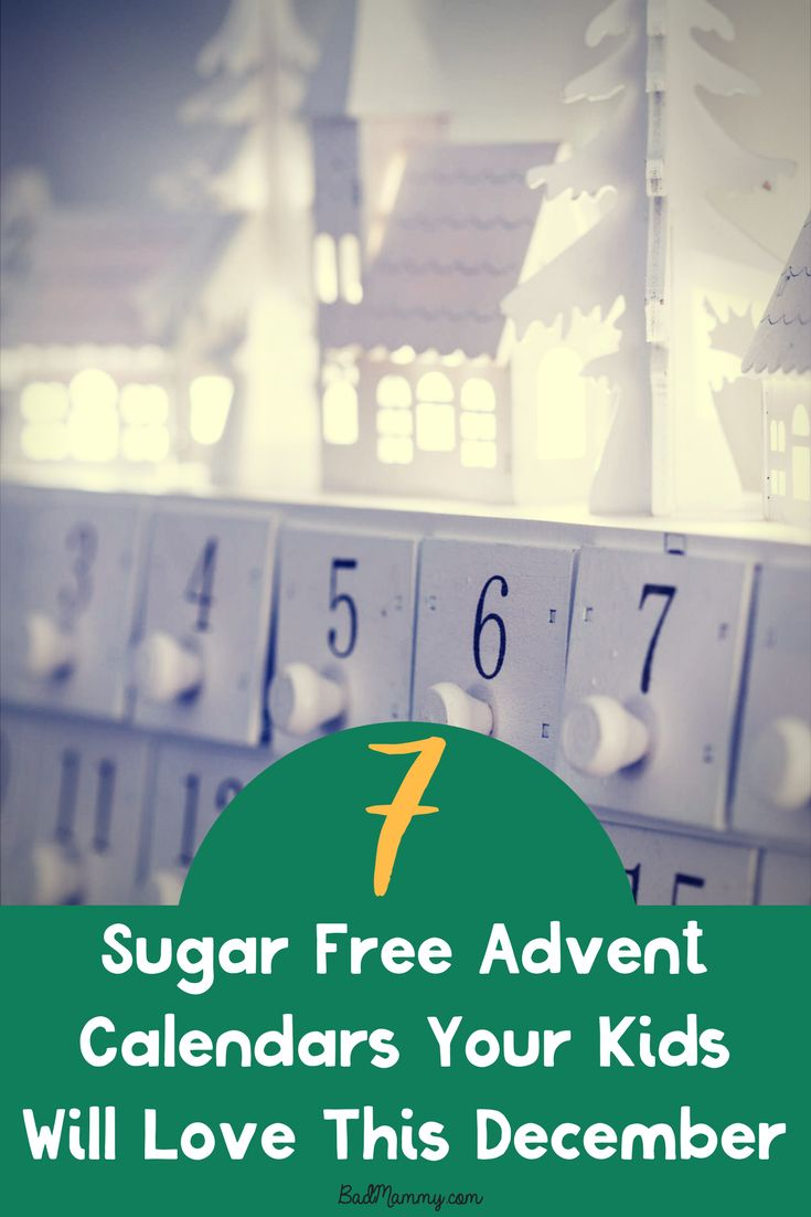 Want to experience the joy of an advent calendar but not the sugar hangover? Try out these 7 Kids Advent Calendars with no sweets but all the fun!