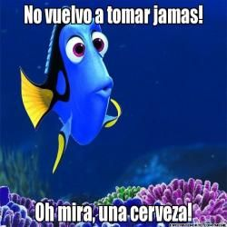 meme en español de dory - Buscar con Google #compartirvideos #imagenesdivertidas