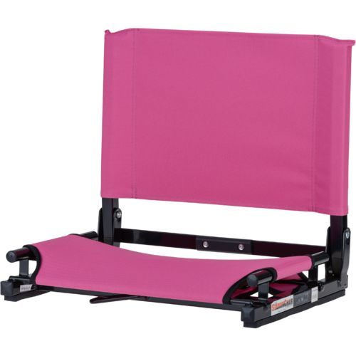 StadiumChair GameChanger™ Stadium Chair Pink Bright - Football Equipment, Football Equipment at Academy Sports