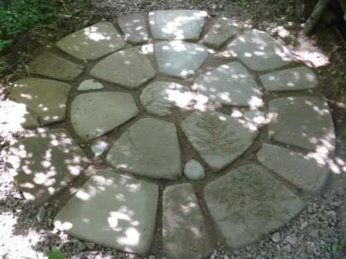 Patio Blocks  DIY Soil Cement Pavers Tutorial