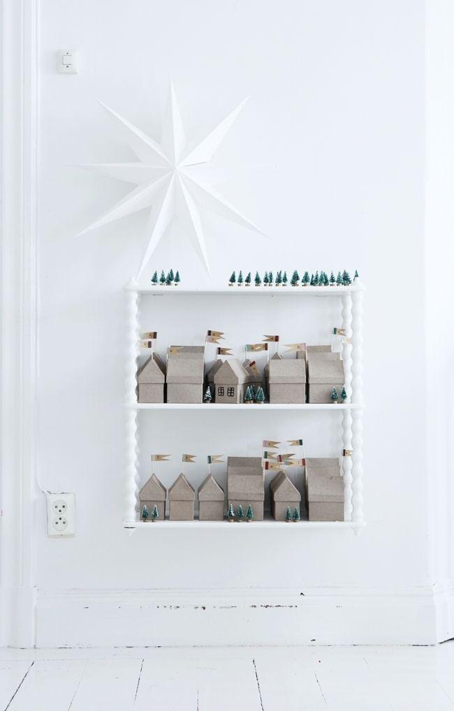 Adventskalender DIY | julkalender