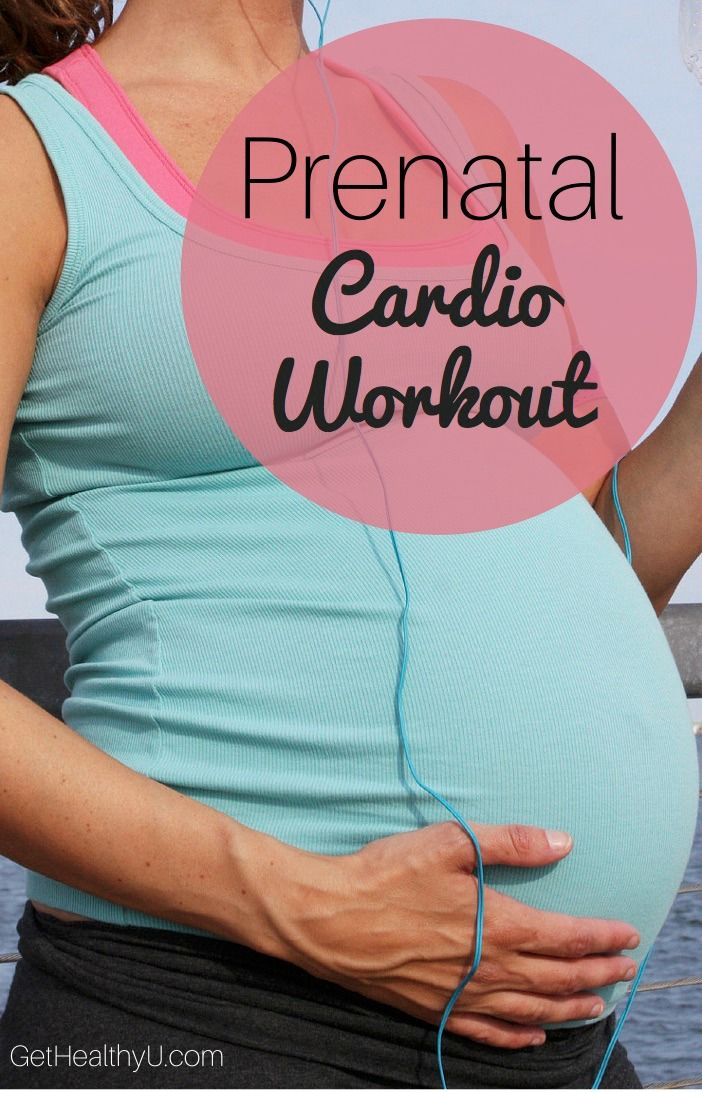 This 20-minute low-impact Pre-natal workout was made specifically for the mom-to-be! Pregnancy exercise is good for mom and baby!