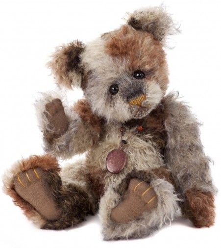 "Charlie bear Retired Isabelles - RAGTAG 12"""