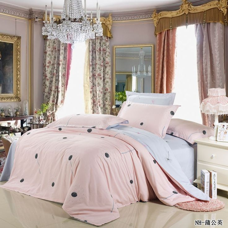 1000 ideas about light pink bedding on pinterest pink bedding pink bedding set and closet. Black Bedroom Furniture Sets. Home Design Ideas