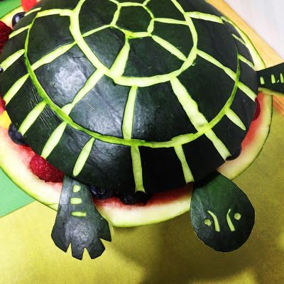 #turtleday #turtle #'worldturtle #worldturtle2916 #shellebrate #fruitsalad #macedonia #fruit #summer #diy #tortuga