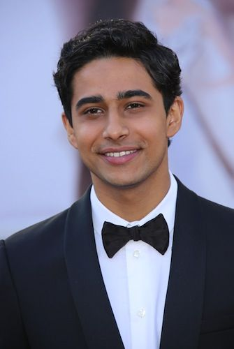 Suraj Sharma (Life of Pi).