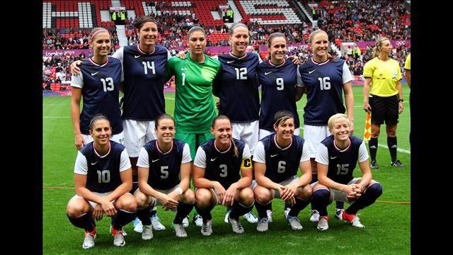 U.S. women's soccer team set for quarterfinals. Go USA!!