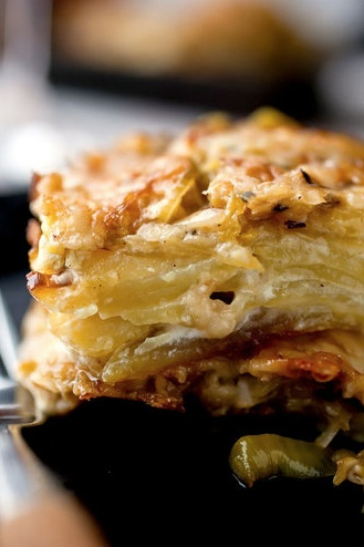 ... potatoes classic scalloped potatoes scalloped potatoes with leeks and