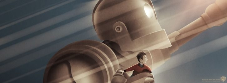 The Iron Giant Ultimate Collector's Edition Blu-ray