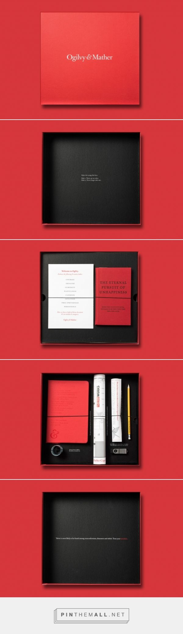 Check Out the Amazing Welcome Kit This Ogilvy Office Gives Each New Hire | Adweek... - a grouped images picture - Pin Them All