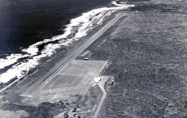 Hawaii Big Island Hilo Airport