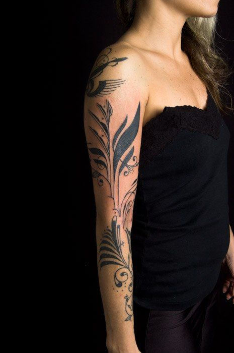 Women Jaw Tattoo: 137 Best Jaw Dropping Tats Images On Pinterest