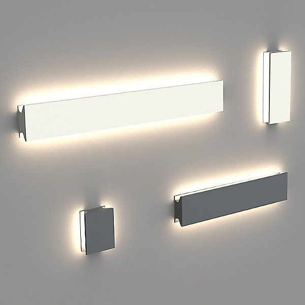 Artemide Lineaflat 12 Inch Dual Led Wall Ceiling Light Ylighting Com Ceiling Lights Wall Ceiling Lights Led Light Fixtures