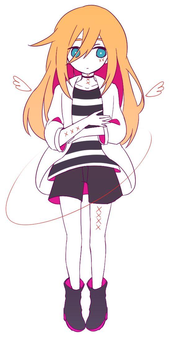 Angel of Slaughter 殺戮の天使 (Massacre Angel) (Satsuriku no Tenshi) 君が笑うまで #Anime #Manga #Game Fanart Ray (Rachel)