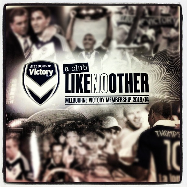 Memberships are now available - join 'A Club Like No Other' today and be part of Melbourne Victory as we head towards a season that promises to be one of the most exciting yet! Hit up www.gomvfc.com.au for details