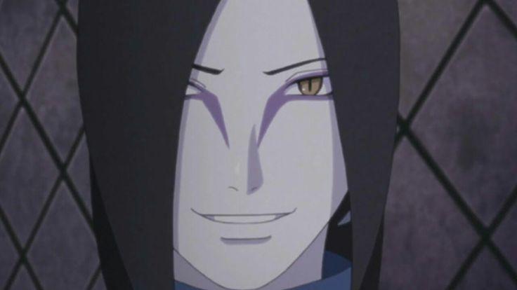 Gambar Orochimaru