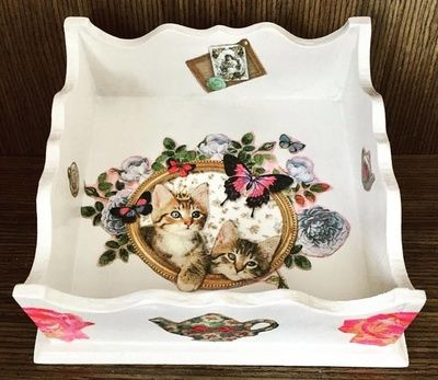 naoko kitamura 私の作ったデコパージュ  http://happy.ap.teacup.com/naokokitamura/