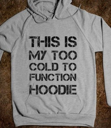 I need one of these....I hate cold weather