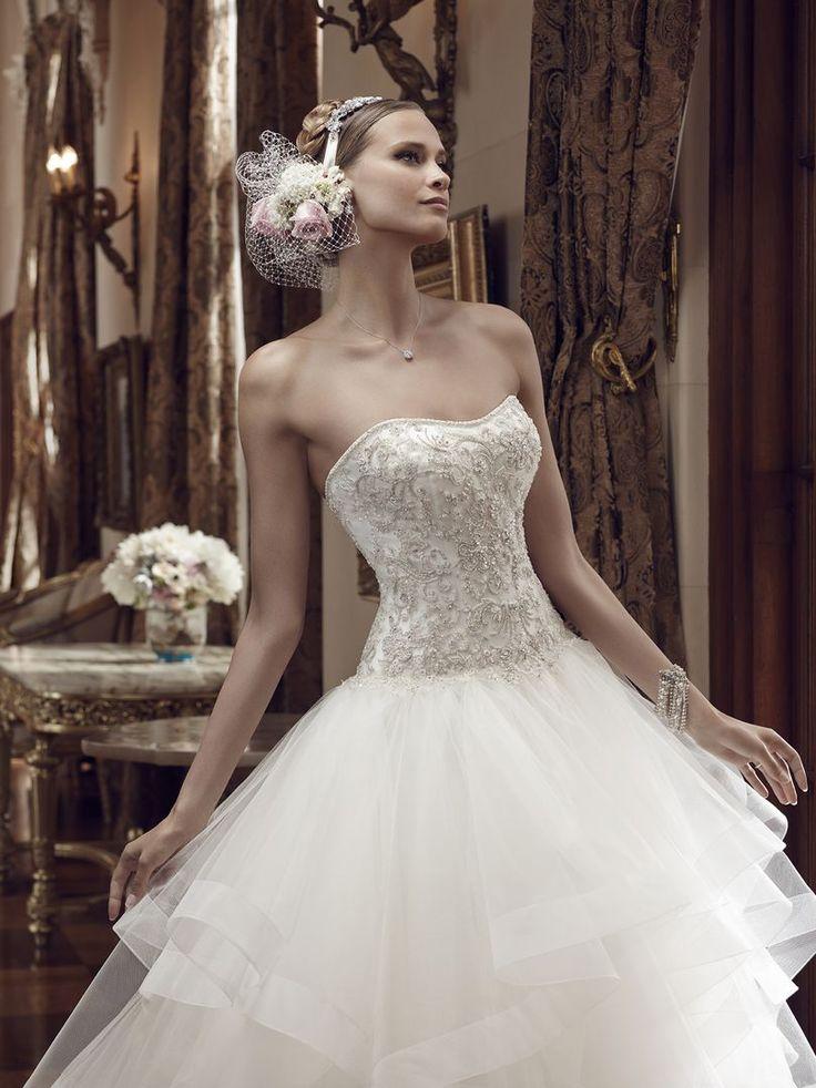 Framed Wedding Dress by Floral Keepsakes, displayed in one