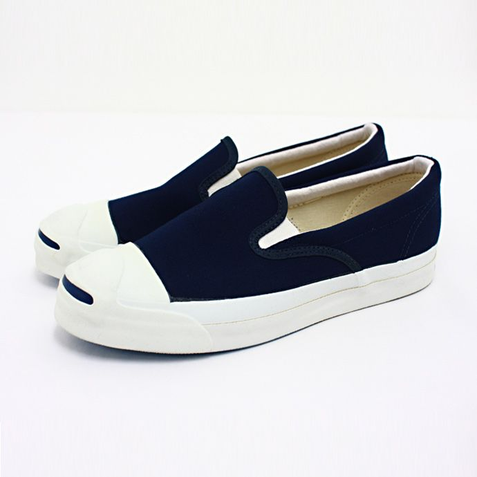 lowest price Converse Unisex Jack Purcell Boat Lp Ox Casual Shoes Cheap - Navy