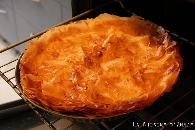 Recette Croustade aux pommes facile - La cuisine familiale : Un plat, Une recette