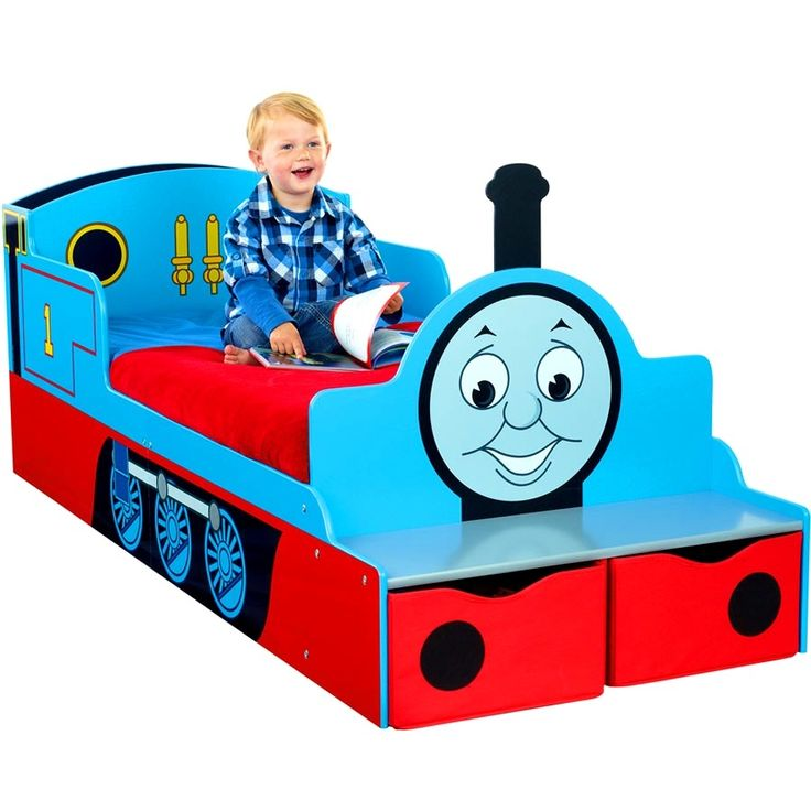 Thomas The Train Toddler Bed Tent