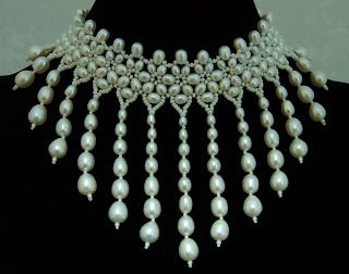 HAUTE ICE BEADWORK: Pearls from China