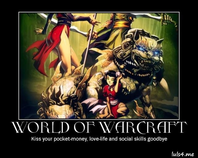 World Of Warcraft Inspirational Quotes: 25 Best Images About WoW On Pinterest