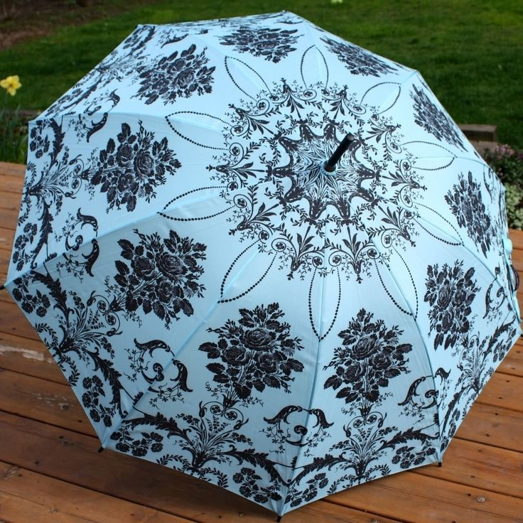 Laura Ashley Umbrella | ... by SillyBlueness on Kites, Parasols, Umbrellas for after ceremony