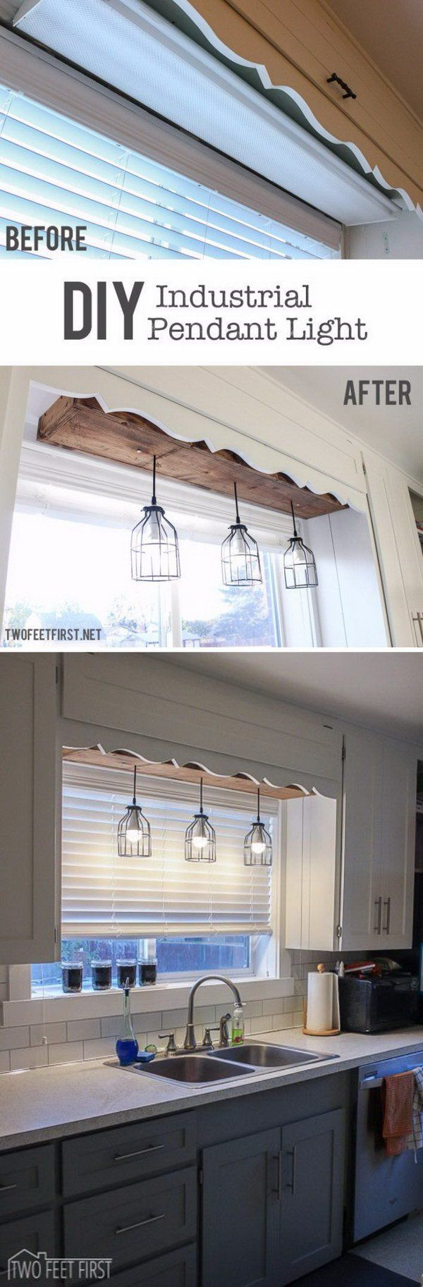 top 25+ best kitchen lighting redo ideas on pinterest | farmhouse