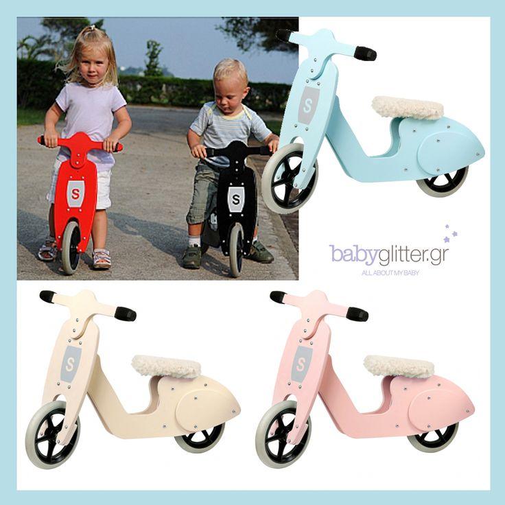 Το babyglitter.gr επιλέγει ξύλινα παιχνίδια. Βρείτε τώρα online το ξύλινο σκούτερ που θα λατρέψει το παιδί σας! http://babyglitter.gr/3572-3ylino-skoyter.html