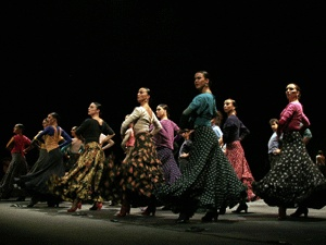 """carmen"" (movie based on the opera, but danced to flamenco)   Antonio Gades"