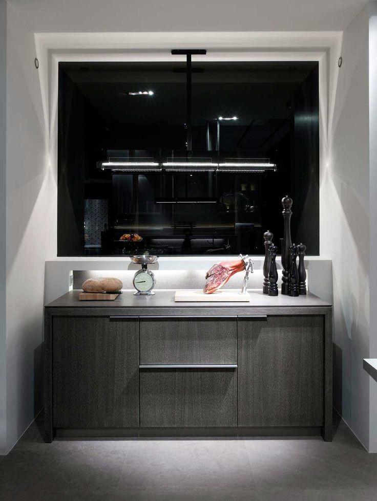 Black And Grey Kitchen Cabinets 87 best obumex kitchen images on pinterest | kitchen ideas, modern