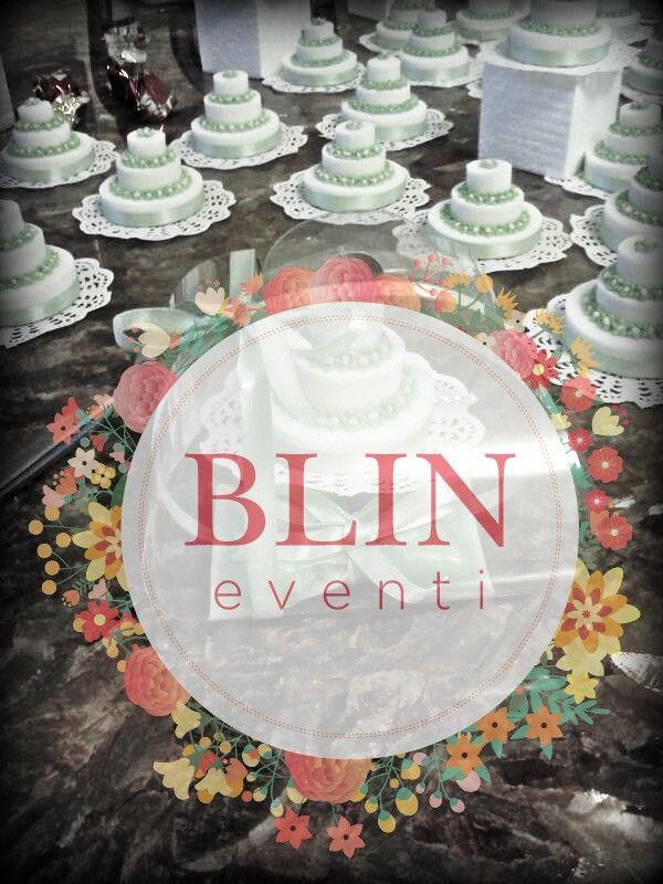 Mini cake by Blin Eventi http://www.blineventi.it/