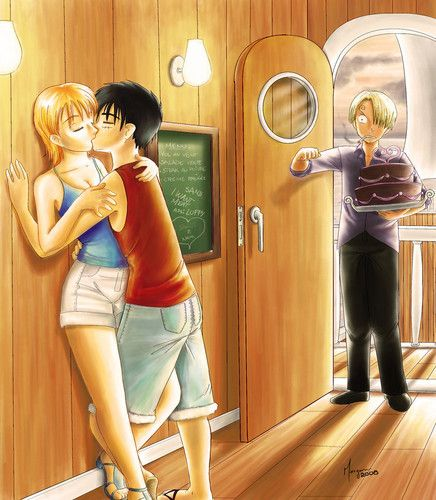 Will Luffy Hook Up With Nami