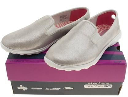 We try: Skechers On-the-Go: A treat for the feet of busy mums