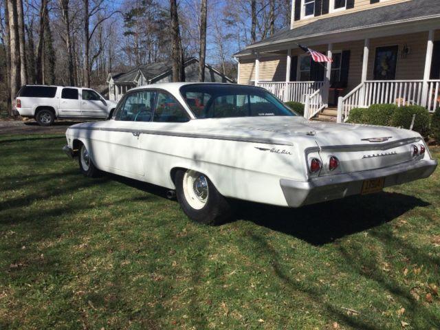 1962 Belair Bubbletop Clone Nostalgia Drag Biscayne 1962 Impala