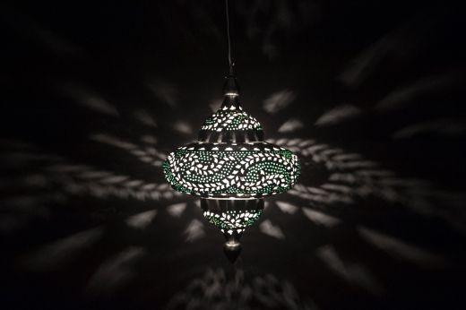 Egzotyczna lampa wisząca- przesyłka gratis!
