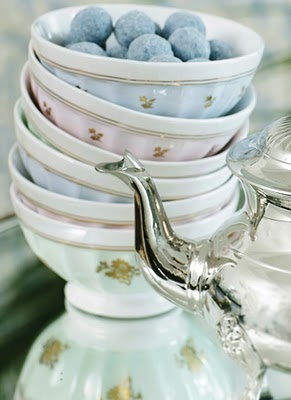 Little bowls from Miss Etoile