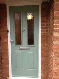 chartwell green composite door - Google Search