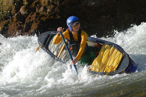Whitewater canoeing- offside stroke-sweet!