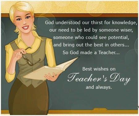 Wish everyone of you, a happy Teachers Day    #TeachersDay