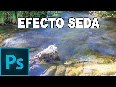 Efecto seda con photoshop - Tutorial Photoshop en Español - YouTube
