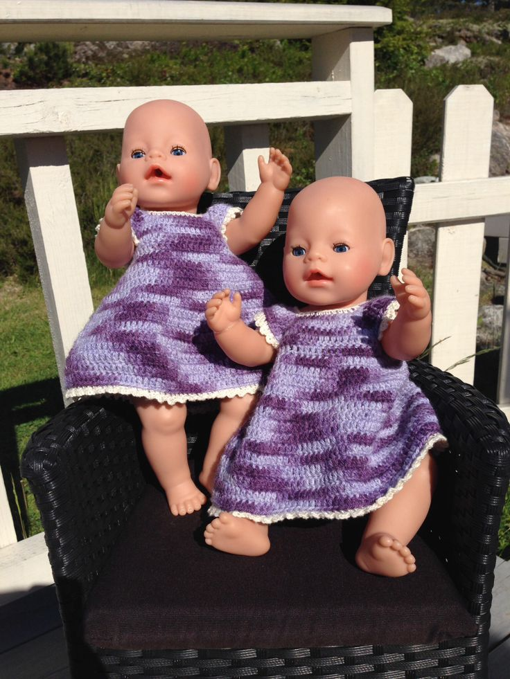 Babyborn dukkeklær