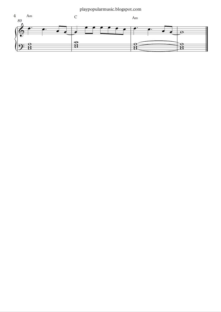 Free piano sheet music: Can't stop the feeling! - Justin Timberlake.pdf I fly so high, no ceiling, when I'm in my zone. Can't Sto...