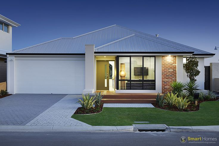 The Exceed Display Home by #SmartHomesForLiving. #HomeDesign #Elevation