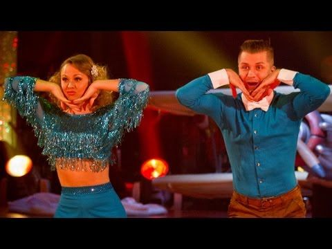 Kimberley Dances to 'Those Magnificent Men In Their Flying Machines' - S...