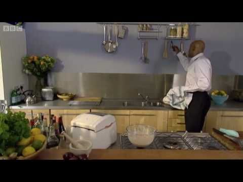 Ainsley Harriott presents an easy to follow recipe for raspberry and white chocolate muffins. Great dessert idea from the BBC cookery show Ainsley's Gourmet ...